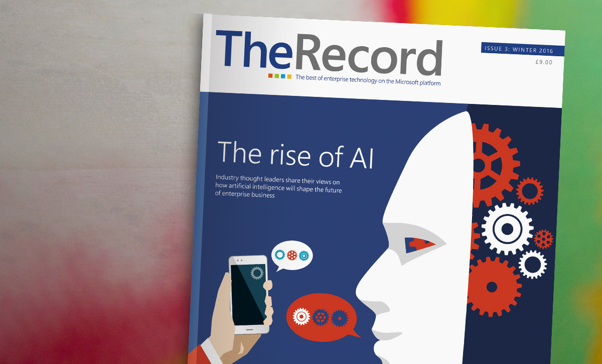 The Winter issue of The Record is now available