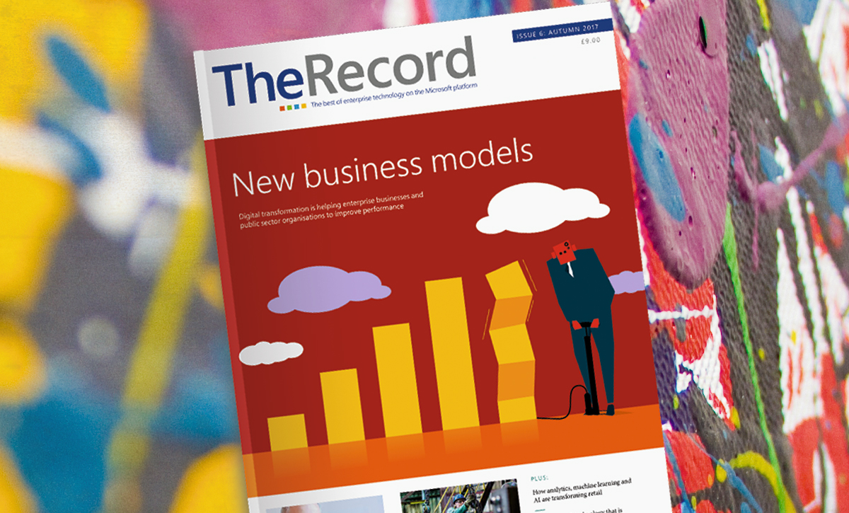 The latest issue of The Record is now available