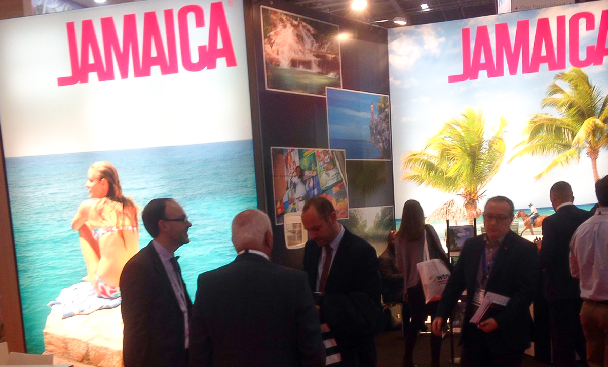 A day at World Travel Market London
