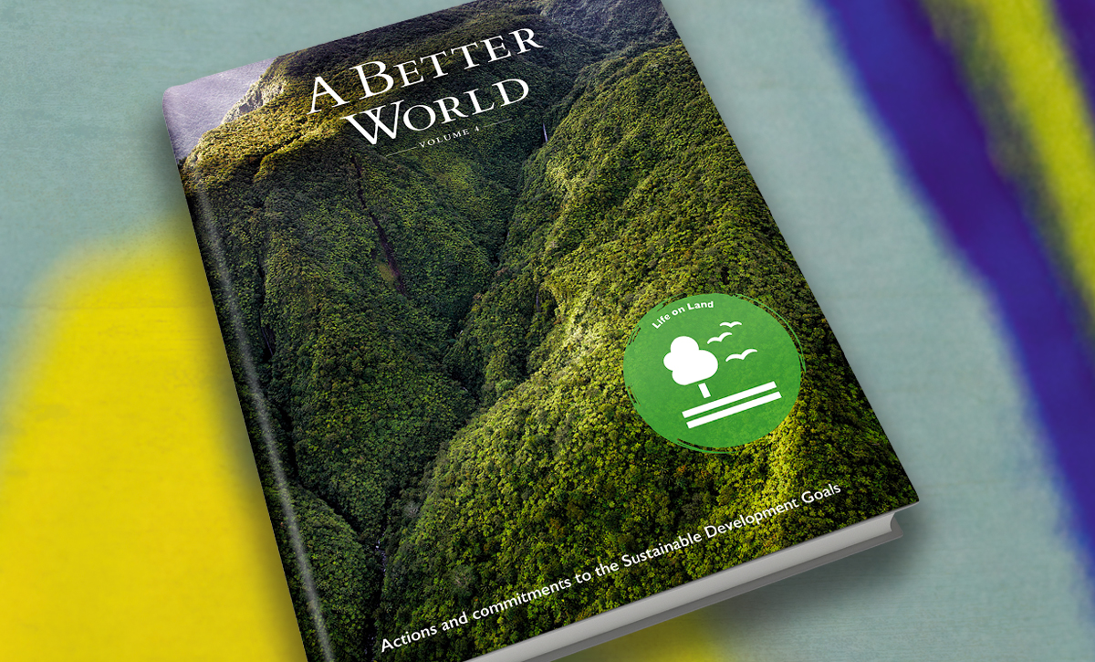 'A Better World: Volume 4' is published for the United Nations