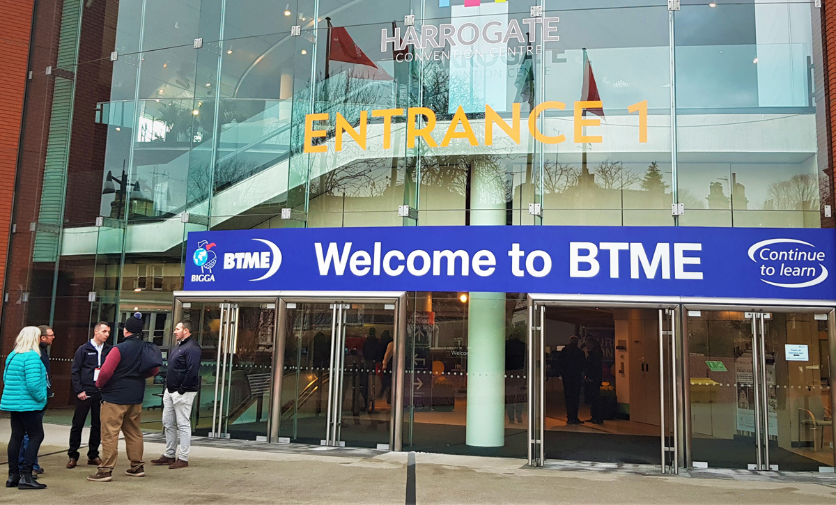 A visit to BTME in Harrogate
