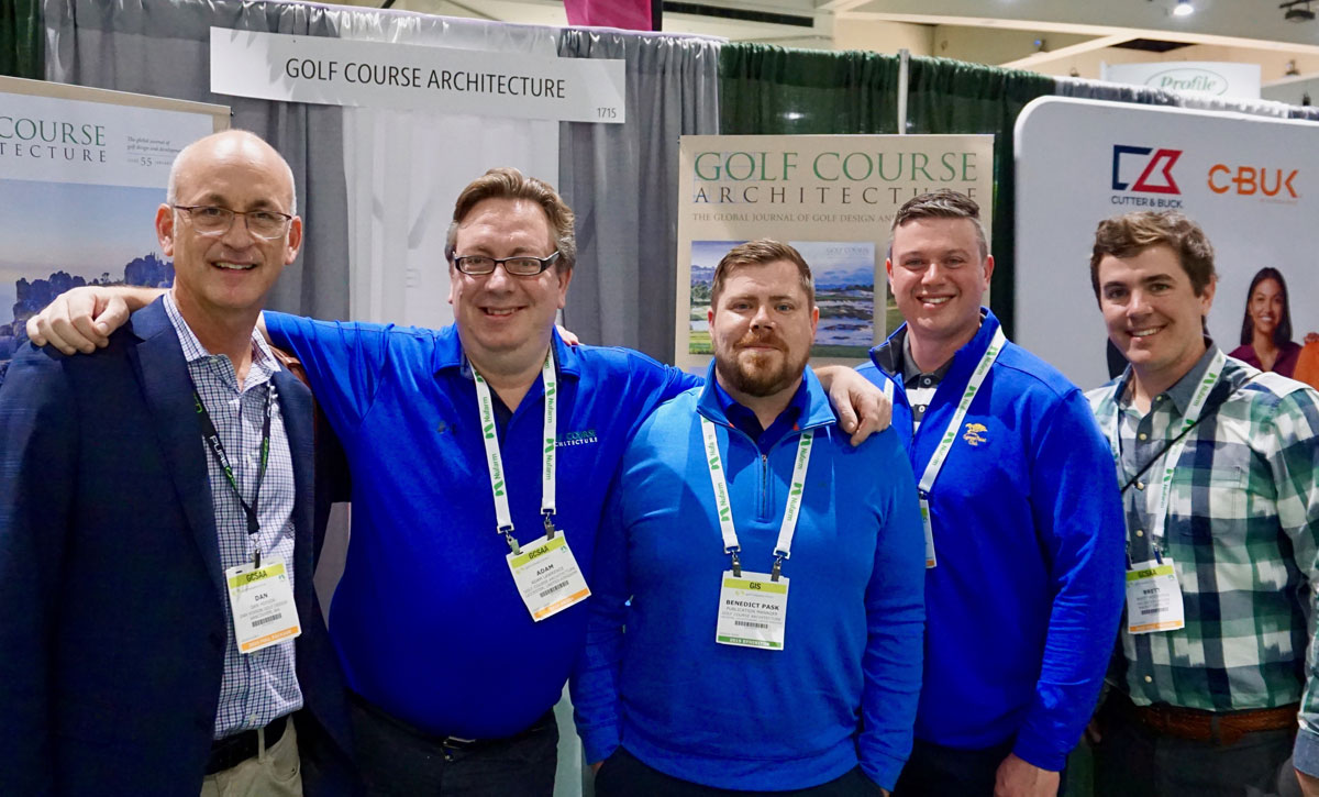 A trip to the Golf Industry Show in San Diego